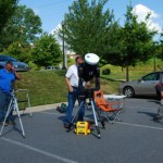 Butch, Jim & Jeremy at the June 2012 Venus Transit