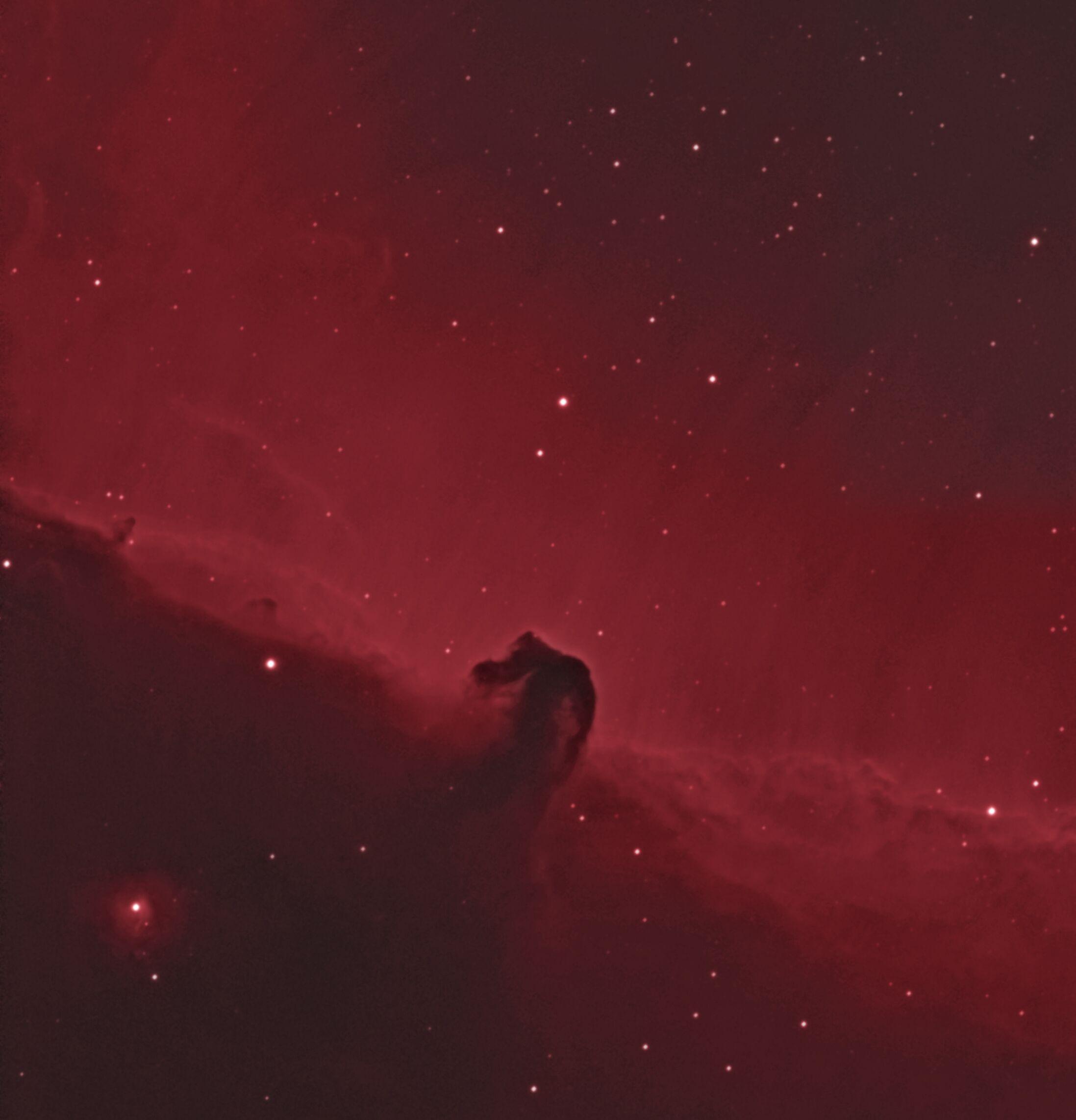 Dennis Wilde Horsehead Nebula