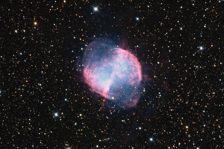 Ken Westall Dumbbell Nebula
