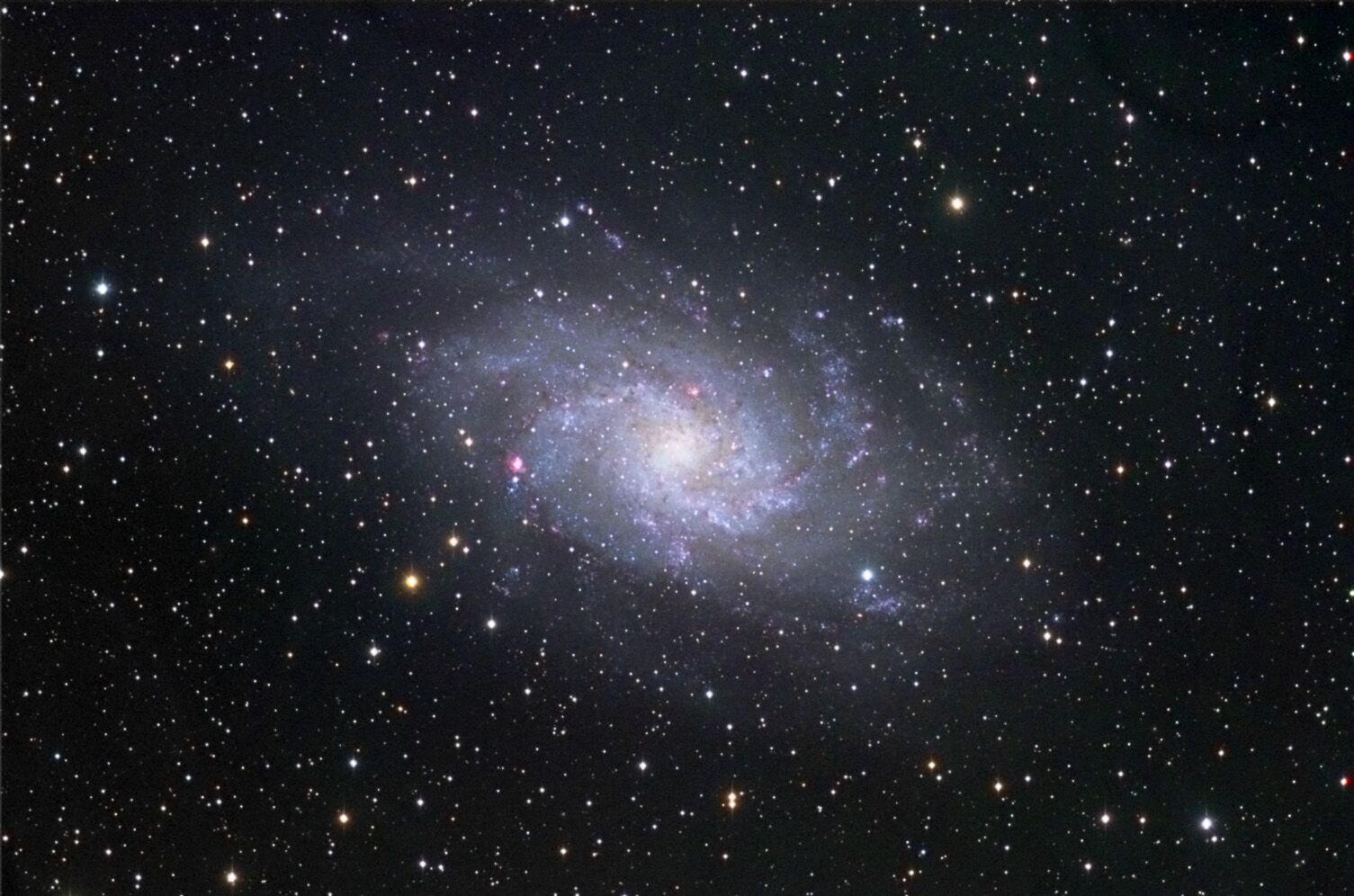 Ken Westall Triangulum Galaxy