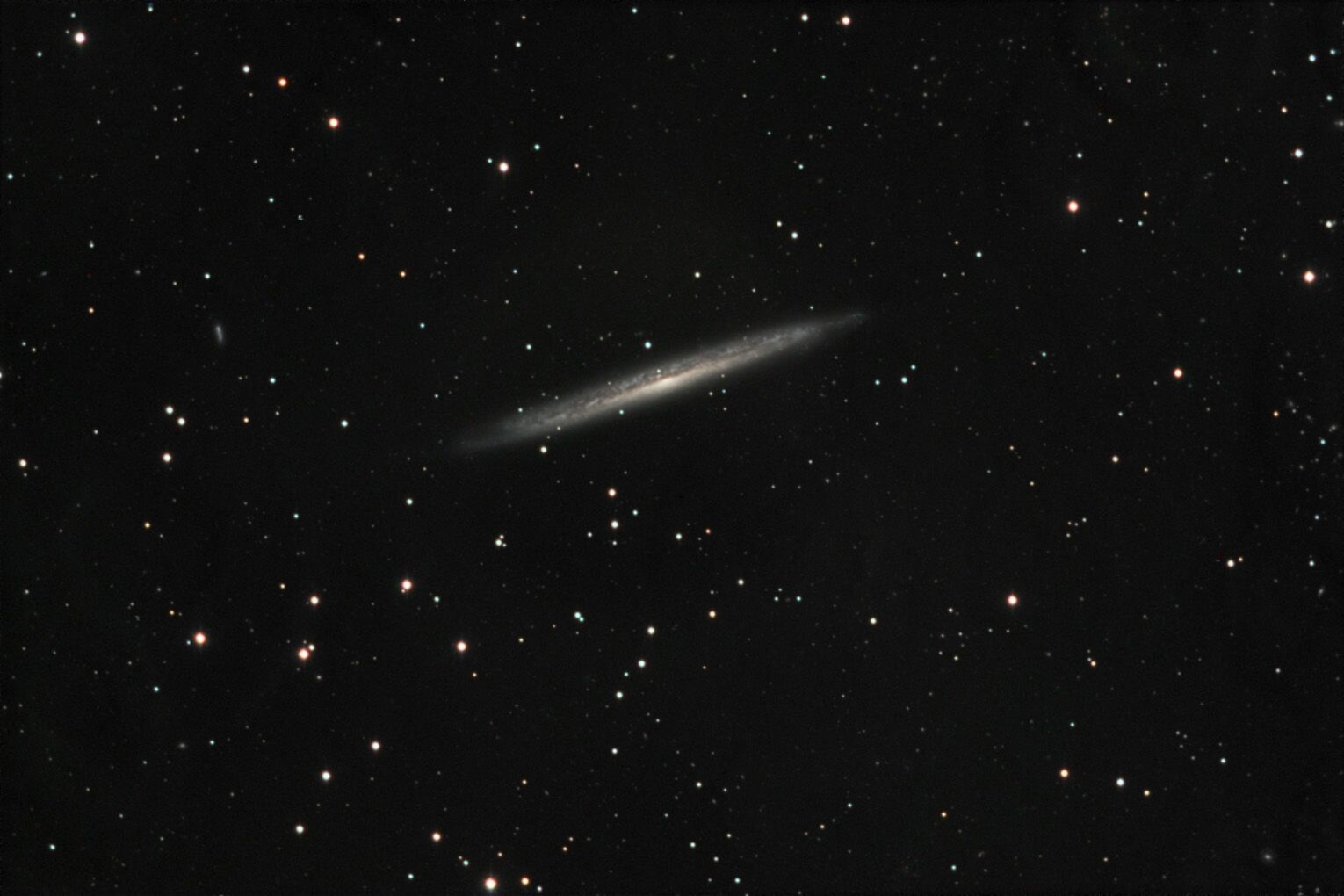 Ken Westall NGC5907 Splinter Galaxy