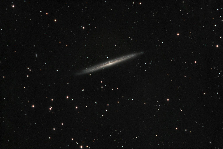 Ken Westall NGC5907 Splinter Galaxy