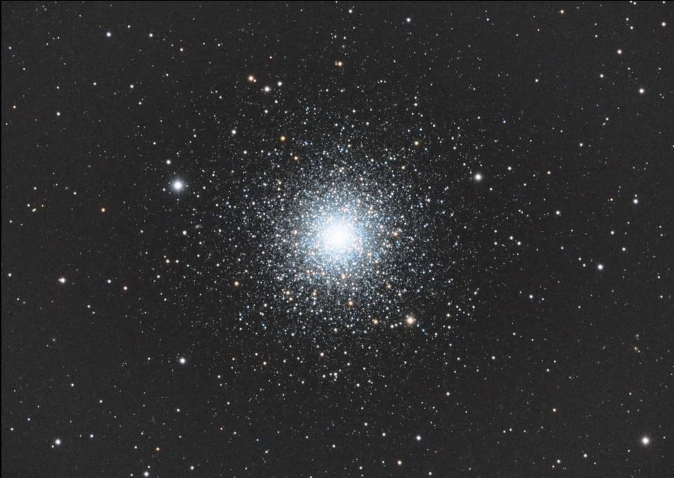 Knox Worde M3 Globular cluster