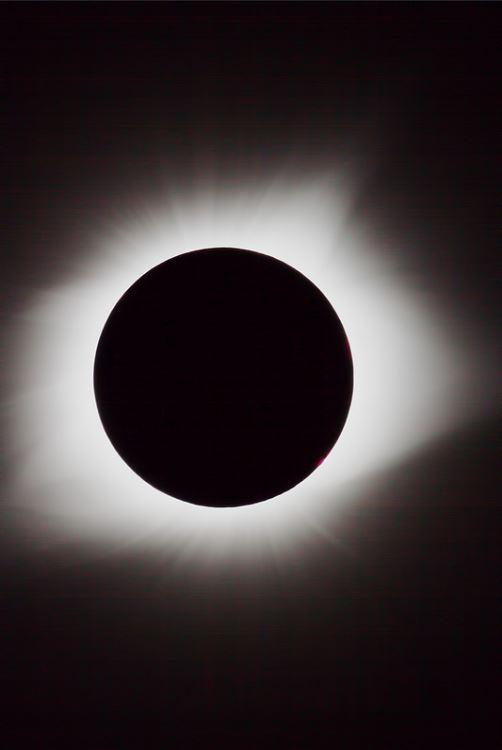 Knox Worde totality with corona