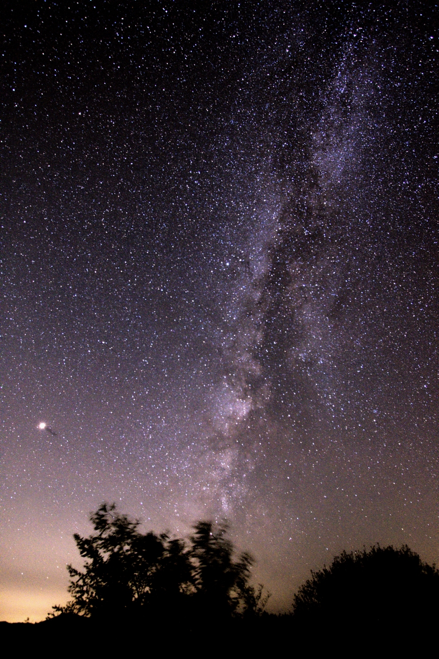 Milky Way at GMO