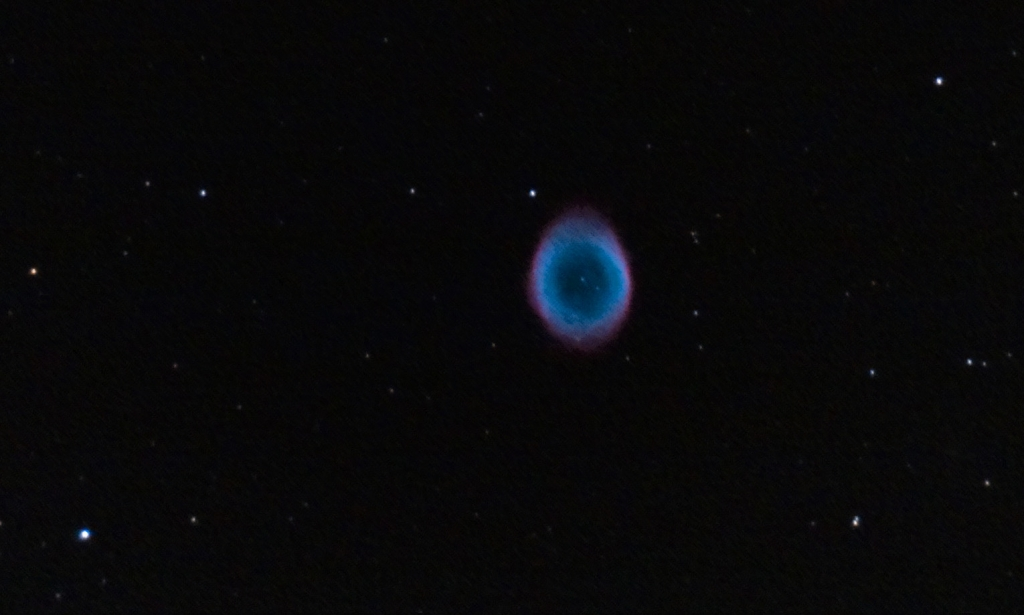 M57, The Ring Nebula