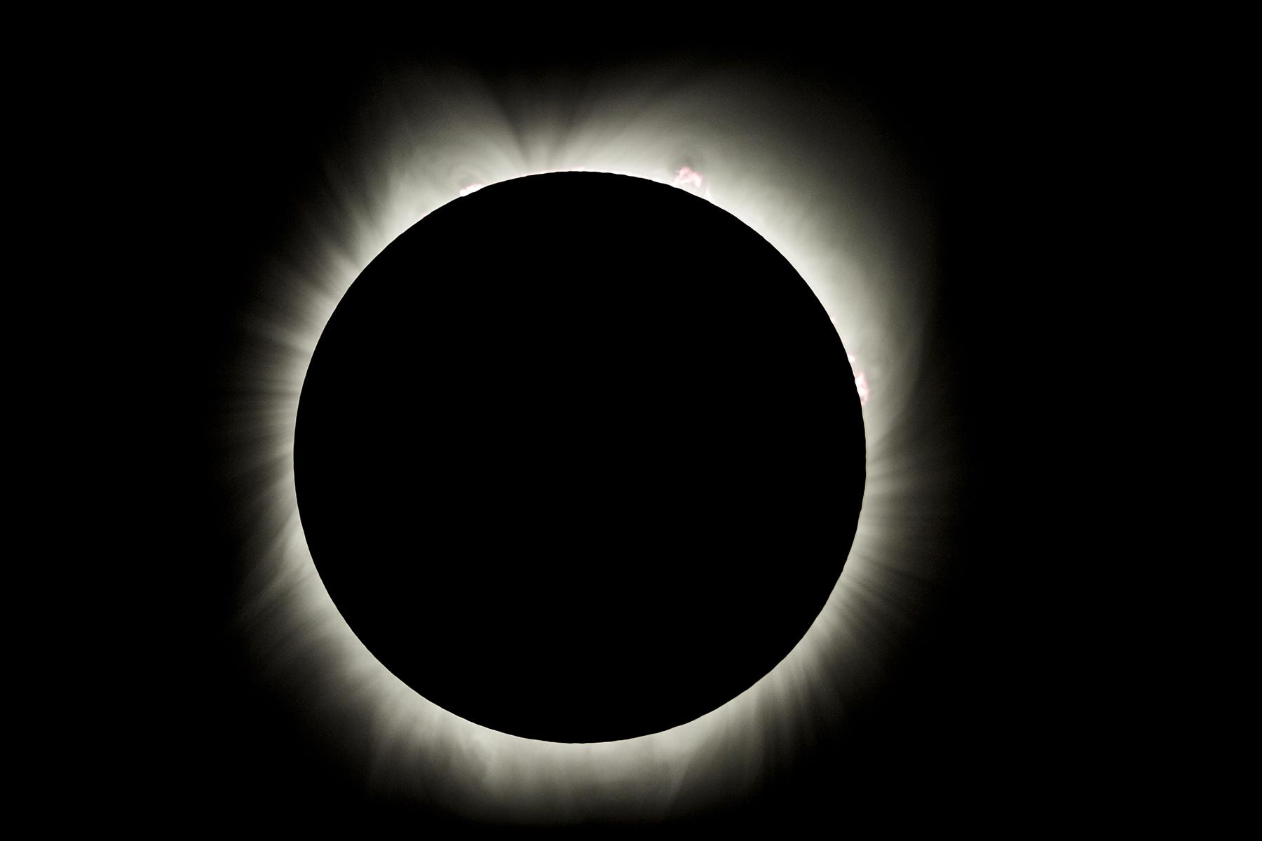 Tim Barnwell Solar Eclipse