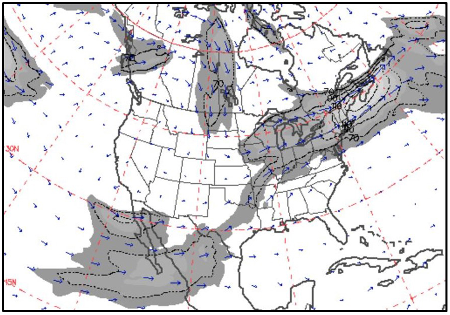 Jet Stream Forecast - Astronomy Club of AshevilleAstronomy ...